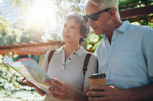 Senior Living: Retirement Travel