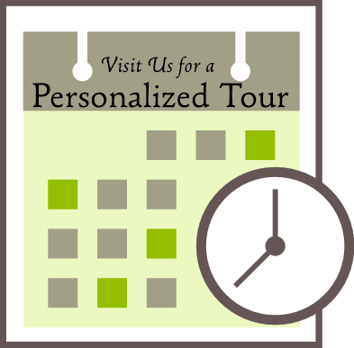 Visit Us For a Persnalized Tour