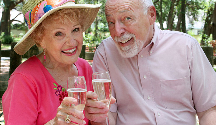 Luxurious Independent Senior Lifestyles - Los Angeles